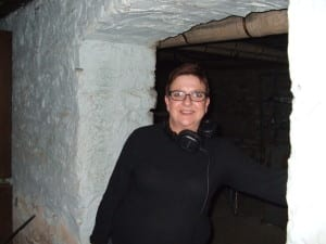 Me in the basement lookin all crazy eyed.