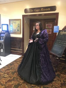 Haunted Marietta Paranormal Expo tour guide