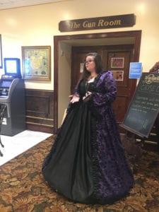 Haunted Marietta Paranormal Expo tour guide